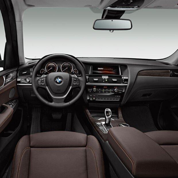 BMW X7 Kommt Greift Bei SUVs Voll An