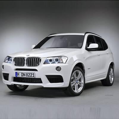 BMW X3 mit Sportpaket