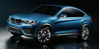 So kommt der neue BMW X4