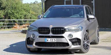 Irre: Dieser BMW X5 fährt 315 km/h