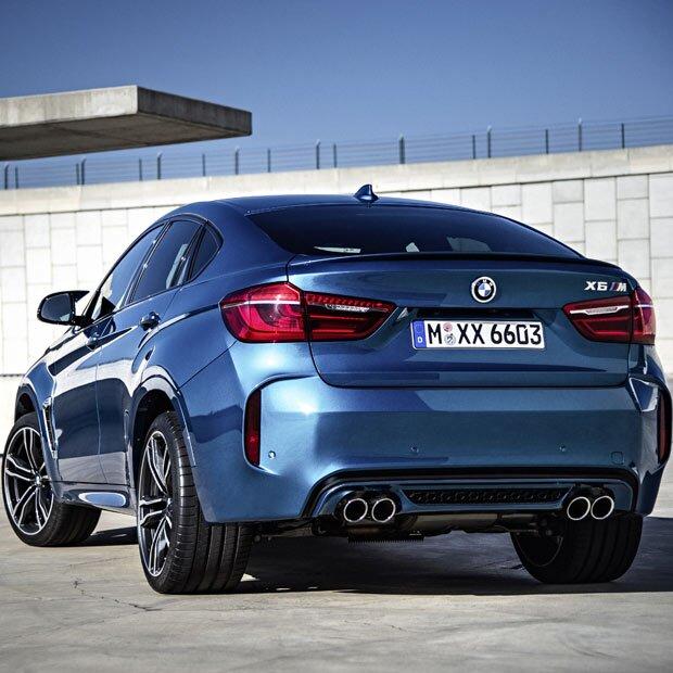 Bmw X6m 2015: Fotos: Neuer BMW X5 M Und X6 M (2015