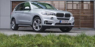 BMW X5 mit Plug-in-Hybrid im Test