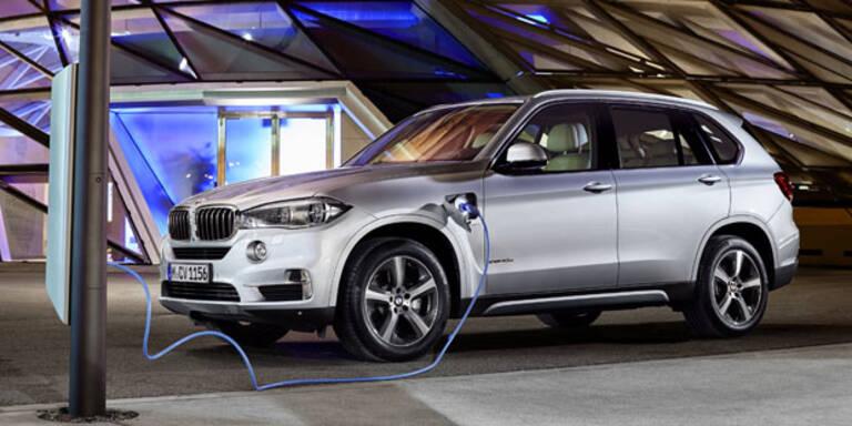 Das ist der BMW X5 Plug-in-Hybrid