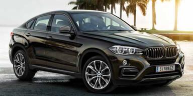 Neuer BMW X6 im Fahrbericht