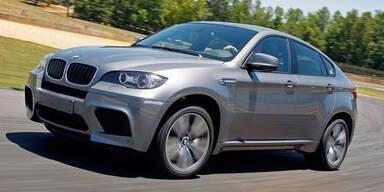 Neuer BMW X6 kommt im Sommer 2014