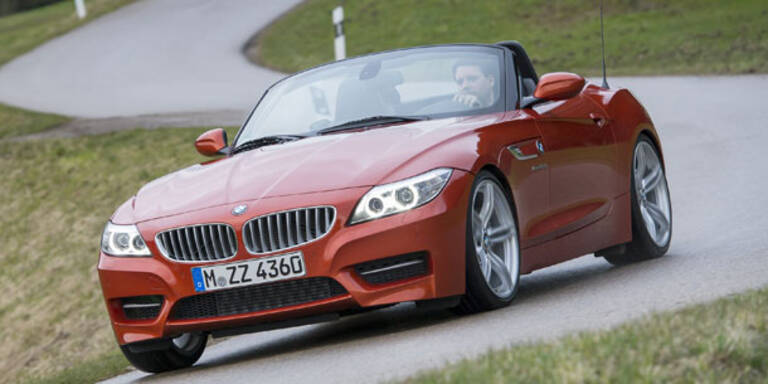 """Startschuss für den """"neuen"""" BMW Z4"""