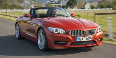BMW verpasst dem Z4 ein Facelift
