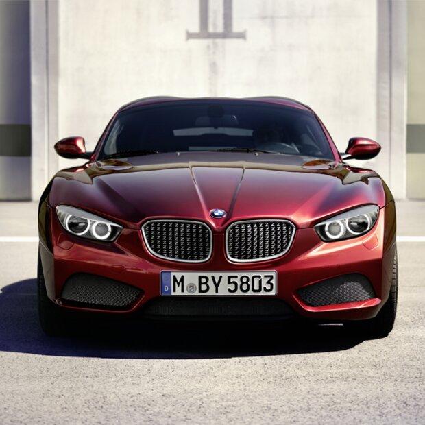 Bmw Zagato Roadster: So Scharf Wird Der Neue BMW M1