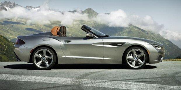 Vorstellung des BMW Zagato Roadster