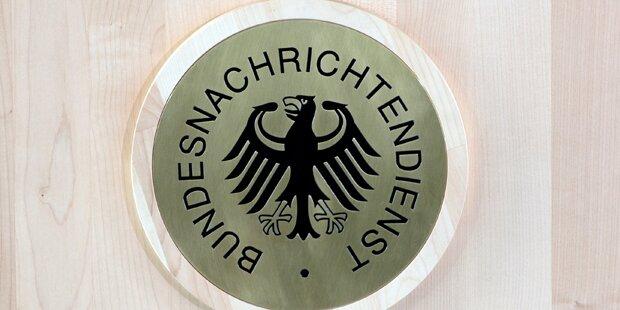 Deutscher Geheimdienst überwachte Türkei