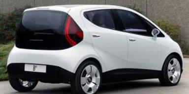 """Elektromobil """"Bo"""" von Pininfarina"""