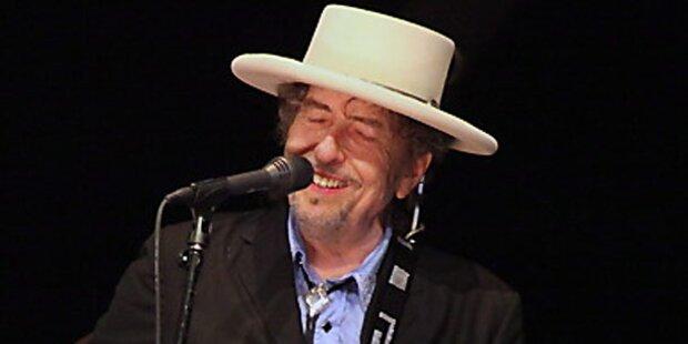 Bob Dylan unter Nobelpreis-Favoriten