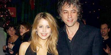 Peaches Geldof, Bob Geldof