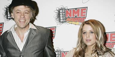 Das sagt Bob Geldof zum Tod seiner Peaches