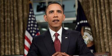 Obama feiert US-Abzug aus dem Irak