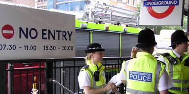 London überwacht tausende Terror-Verdächtige