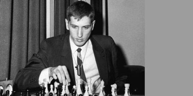 Schachlegende Bobby Fischer exhumiert