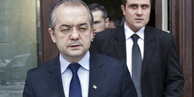 Nacktfoto-Skandal um Ex-Premier