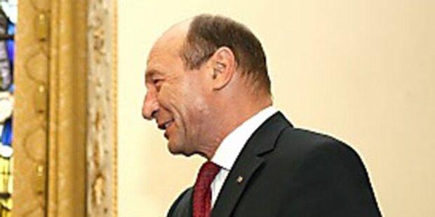 Rumäniens Regierung entlässt 6 Minister