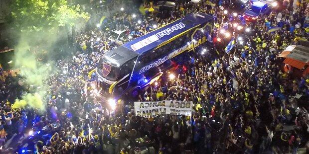 So rüstet sich Madrid für Hass-Finale
