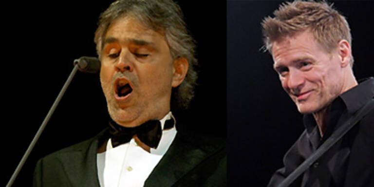 Andrea Bocelli, Bryan Adams