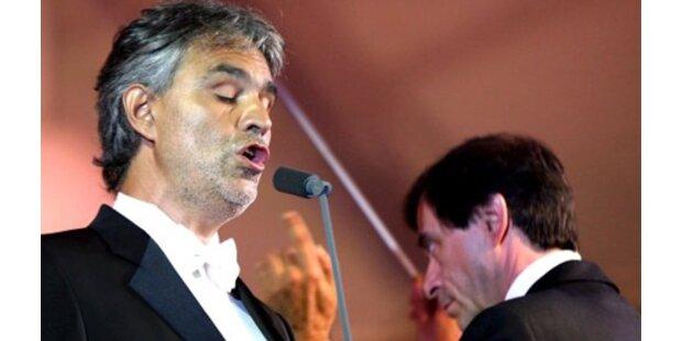 Andrea Bocelli mit neuer CD