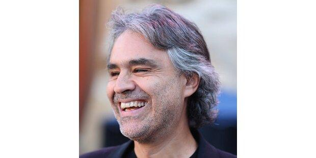 Neue CD von Star-Tenor Andrea Bocelli