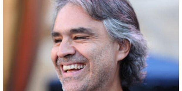 Tenor Bocelli wird wieder Vater
