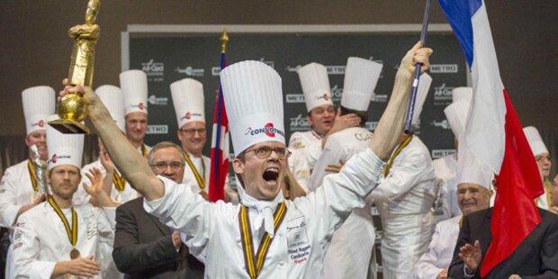 Bester Koch der Welt ist ein Franzose