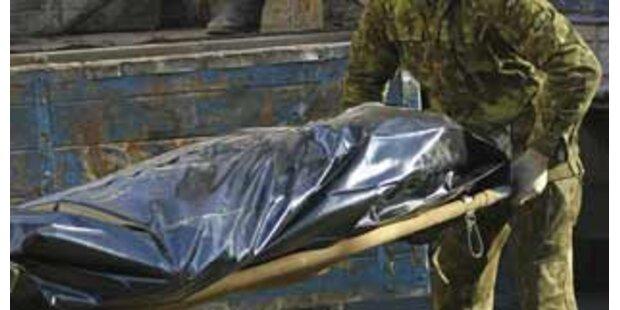 88 Tote bei schwerstem ukrainischen Grubenunglück