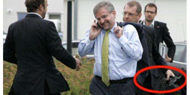 War Aktenklau Verbrechen oder Intrige gegen SPÖ?