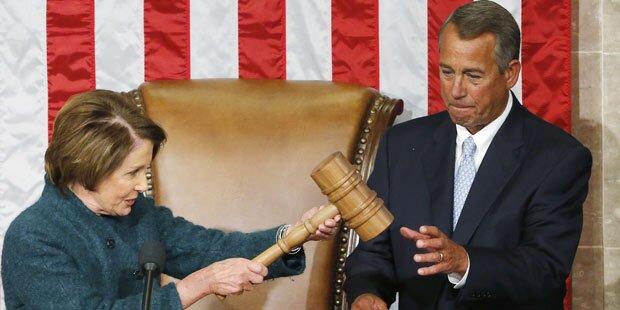 US-Kongress: Mehrheit gegen Obama