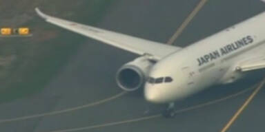 Wieder Schwierigkeiten mit Dreamliner 787