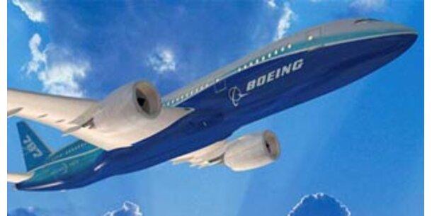 Nachfrage nach größerer Version des 787 Dreamliner