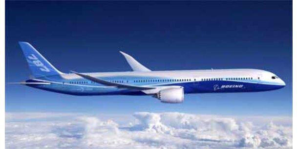 Boeing 787 nach Jungfernflug gelandet