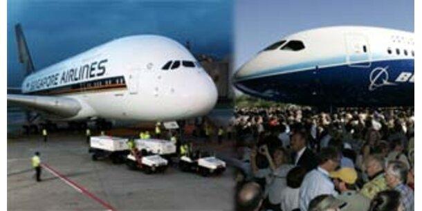 Airbus verliert Auftragsduell gegen Boeing