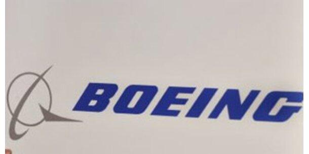 Boeing zieht Milliarden-Auftrag in Indien an Land