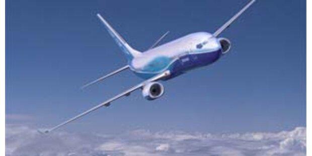 Pilot versetzt seine Fluggäste in Panik
