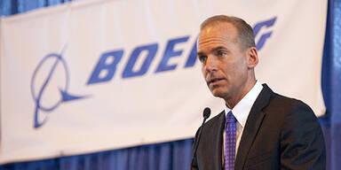 Milliarden-Auftrag für Boeing