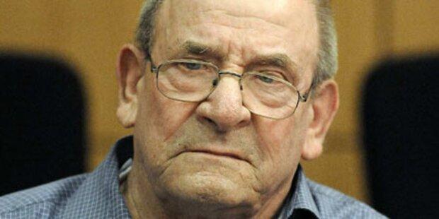 Lebenslang für NS-Verbrecher Boere