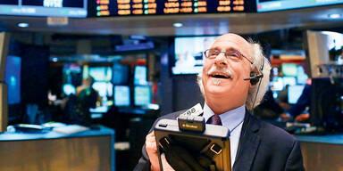 Kurzes Allzeithoch nach Fed-Protokoll