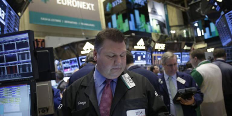 US-Börsen eröffnen mit Gewinnen