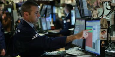 US-Börsen schließen mit Kursgewinnen