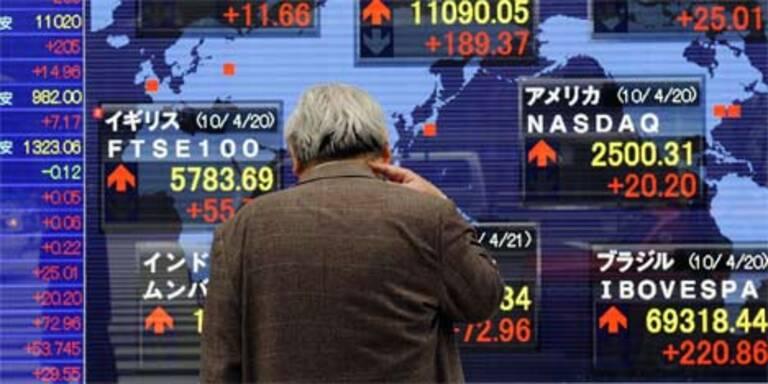 Börse Tokio schließt schwächer