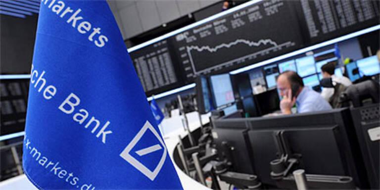 Europas Leitbörsen schließen tiefer