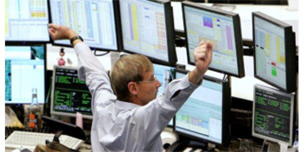 Historisches Tagesplus für die Wiener Börse