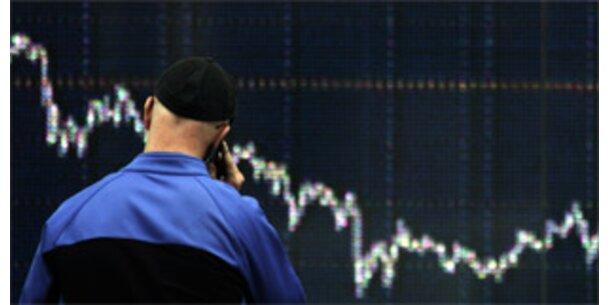 Märkte brechen ein - Rettung nicht in Sicht