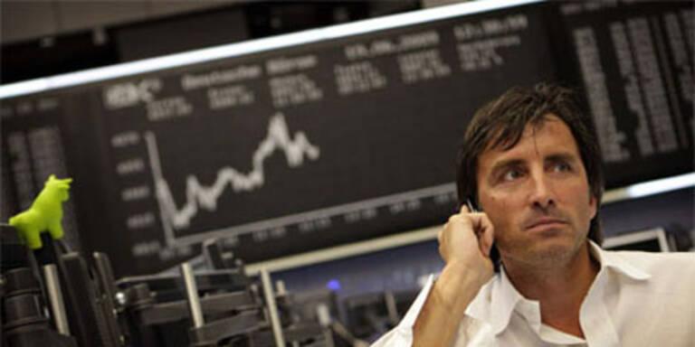 Wien baut Verluste stark aus: ATX verliert 4 Prozent
