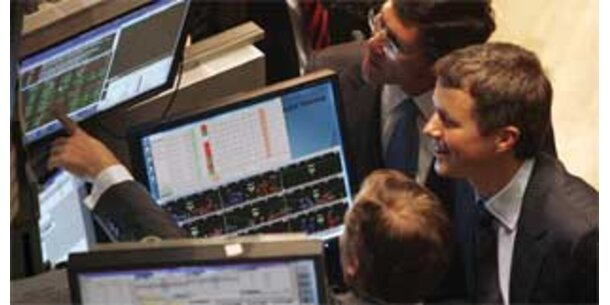 Europas Börsen mit starken Verlusten
