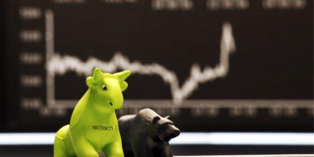 Europas Leitbörsen schließen mit Gewinnen